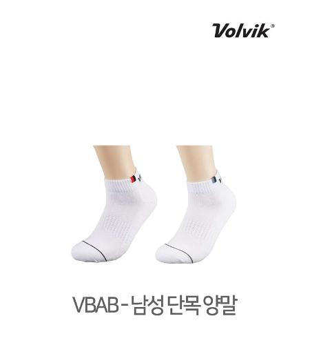 볼빅 정품 21 VBAB 남성 단목 양말