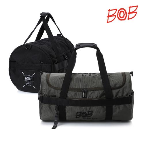 BOB 자카드원단 고급 보스턴백 - GBD1BG010