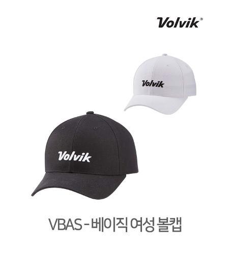 볼빅 정품 21 VBAS 베이직 여성 볼캡 모자