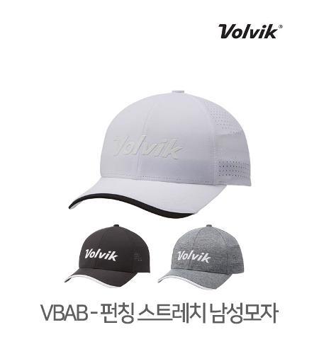 볼빅 정품 21 VBAS 펀칭 스트레치 남성 모자