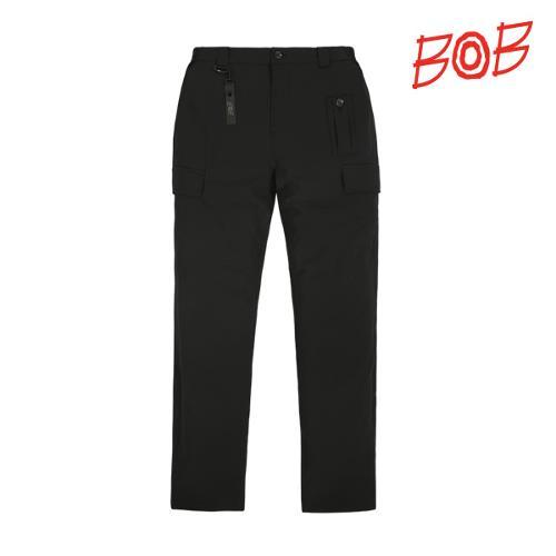 BOB 남성 포인트 카고 골프바지 - GBM1PT040_BK
