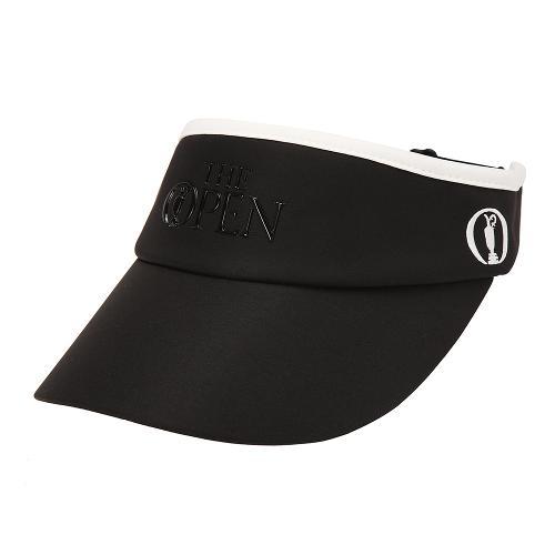 [THE OPEN X renoma] 여성 로고 포인트 썬캡 모자 RWACK9897-199_G