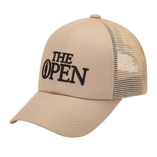 [THE OPEN X renoma] 남성 메쉬 소재 믹스 캡모자 RMACK9894-509_G