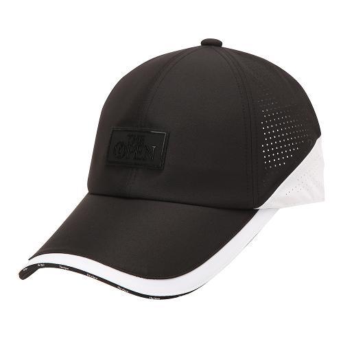 [THE OPEN X renoma] 남성 배색 포인트 6각 캡모자 RMACK9891-199_G
