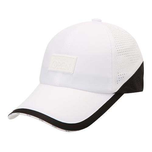 [THE OPEN X renoma] 남성 배색 포인트 6각 캡모자 RMACK9891-101_G