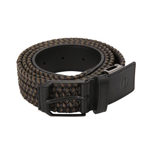 [THE OPEN X renoma] 남성 이태리 수입 웨빙 벨트 RMATK9891-816_G