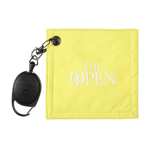 [THE OPEN X renoma] 공용 골프공 타월 RUAEK9897-211_G