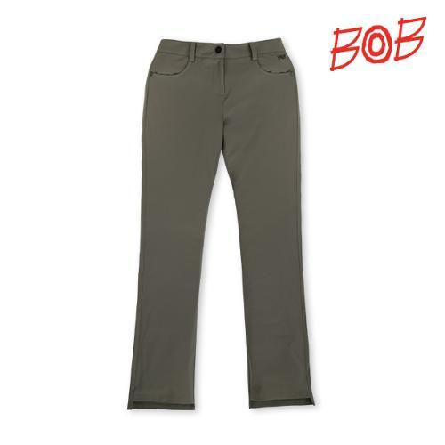 BOB 여성 스트레치 기능성 부츠컷 팬츠 - GBM2PT530_KH