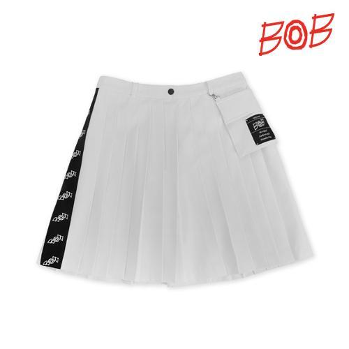 BOB 여성 기능성 주름 반바지 - GBM2PS510_OW