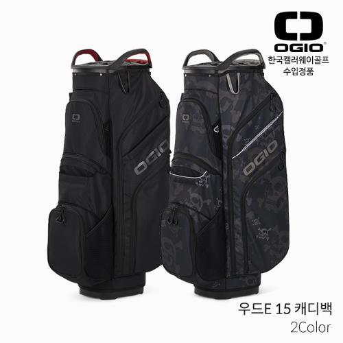 오지오 우드E 15 [WOOD E] 캐디백 골프백 2021년
