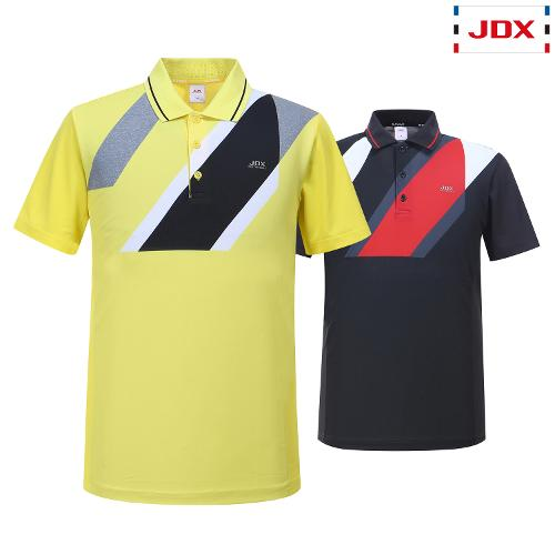 JDX 남성 앞판포인트 카라티셔츠 2종 택1 X1QMTSM04