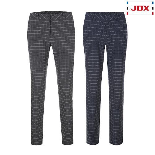 JDX 남성 선염 체크 스트레치 팬츠 2종 택1 X1QMPTM10