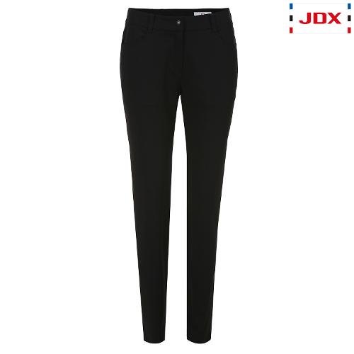 JDX 여성 여름 별변형 우븐 뎅고팬츠 X3QMPTW51BK