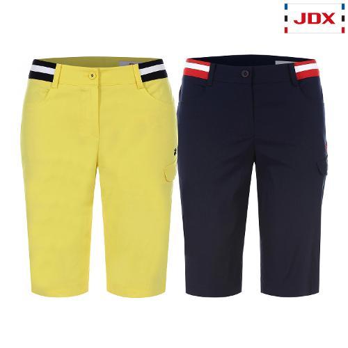 JDX 오비밴드 아웃포켓 하프팬츠 2종택1 X1QMPHW51