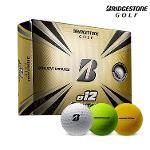 브리지스톤 e12 컨택트 B 3피스 골프공