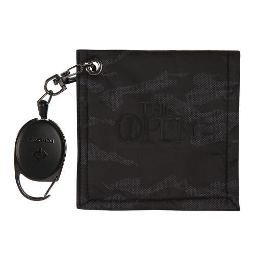 [THE OPEN X renoma] 공용 골프공 타월 RUAEK9897-192_G