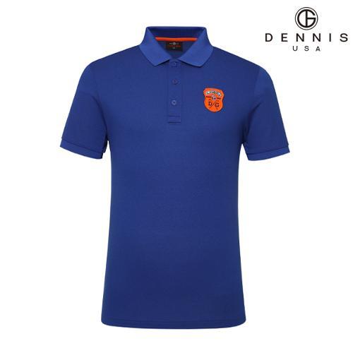 [데니스골프]남자 R-LINE 티셔츠_N17MMTS901