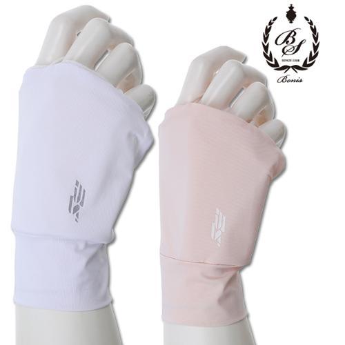 [보니스 골프] 쿨링 스판 메쉬안감 여성 골프 손등토시(한손용)/골프용품_100173