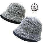 [보니스 골프] 폴리혼방 테두리배색 여성 버킷 모자/골프모자_100115