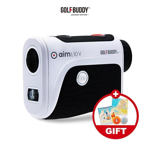 [골프버디 정품] 골프버디 aim L10V 레이저 거리측정기 + 사은품