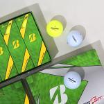 2021 브리지스톤 NEW 트레오 소프트 골프공