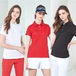 애플라인드 여성 소프트큐브 카라 셔츠 HJRW0CSS01~03 -3종 세트-