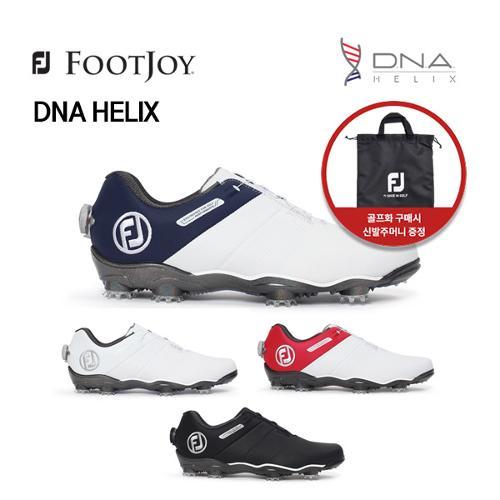 [풋조이] 21 DNA HELIX 힐릭스 보아 남성 골프화 XW 53364 53361 53363 53365