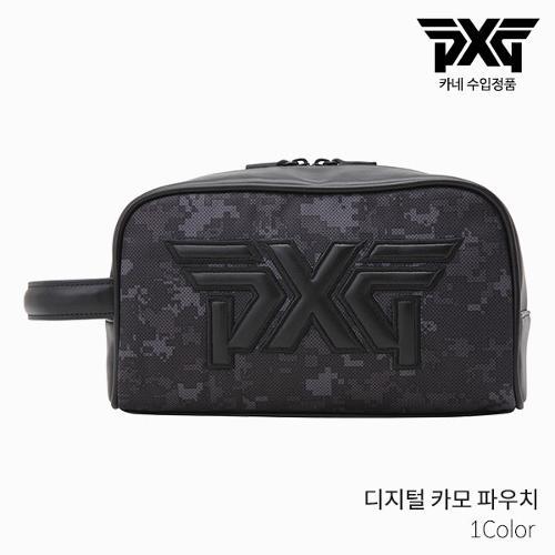 [카네 정품] PXG DIGITAL 디지털 카모 파우치 골프용품 2021년