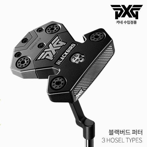 PXG GEN4 BATTLE READY [BLACKBIRD] 블랙버드 퍼터