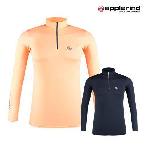 애플라인드 남성 집업 하이넥 티셔츠 HFS-MTS01