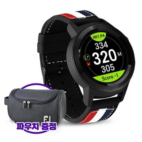 [골프버디] W11 시계형 골프 거리측정기 (사은품 : 풋조이 모노크롬 파우치)