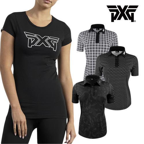 [10% 마일리지 행사상품]PXG 정품 여성 한정수량 골프셔츠 모음