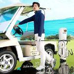 [바스키아X원빈] 21SS 트리코트 남성 골프자켓 4종셋트