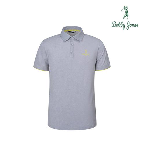 바비존스 남성 반팔 골프 폴로 티셔츠 UV차단 흡습속건 기능성