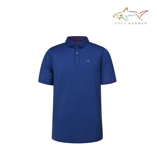 그렉노먼 남성 반팔 골프 폴로 티셔츠 UV차단 흡습속건 기능성