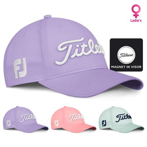 2021 타이틀리스트 투어 퍼포먼스 볼마커 여성 모자