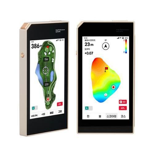 [LTE통신탑재-APL기능]보이스캐디 Y1 야디지북 4.3인치 골프거리측정기