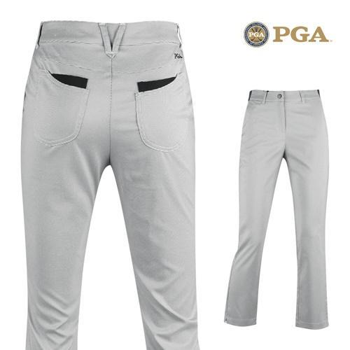 PGA 여성 쿨마스터 골프팬츠 POM01PT203
