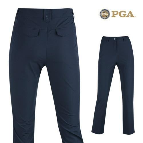 PGA 여성 쿨마스터 골프팬츠 POM01PT202