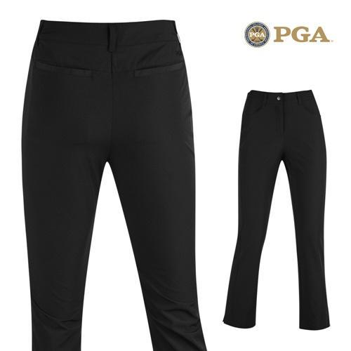 PGA 여성 쿨마스터 골프팬츠 POM01PT201