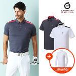 선덜랜드 남성용 퍼팩트핏 반팔 골프티셔츠 16021TS03 (사은품 냉감티증정)