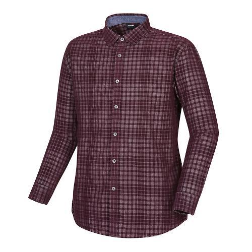 [레노마골프]남성 코튼 체크 셔츠 RMBSH3604-415_G