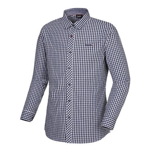 [레노마골프]남성 코튼 체크 패턴 셔츠 RMBSH3603-915_G