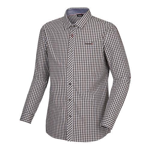 [레노마골프]남성 코튼 체크 패턴 셔츠 RMBSH3603-505_G