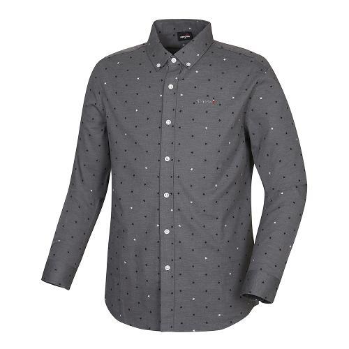 [레노마골프]남성 코튼 별패턴 셔츠 RMBSH3602-190_G