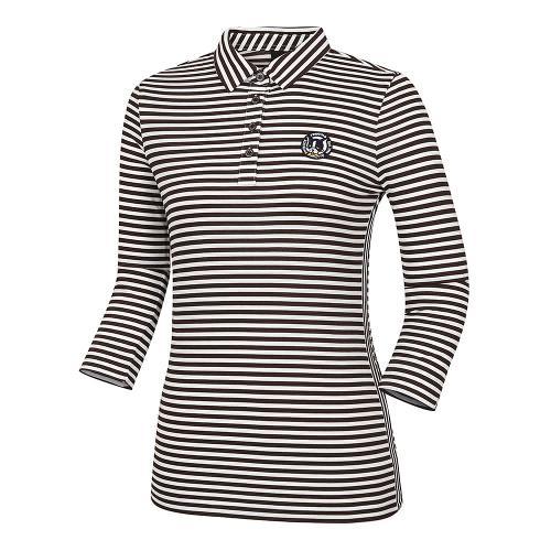 [레노마골프]여성 스트라이프 7부 티셔츠 RWTYH7124-505_G