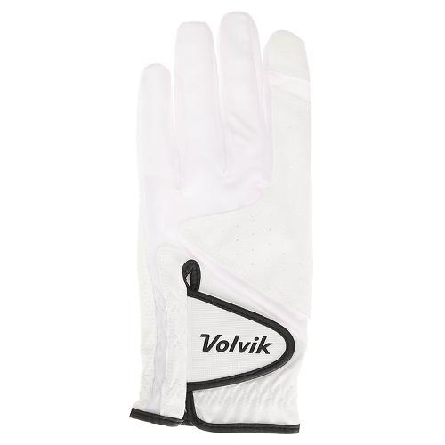 [볼빅골프웨어] 골프 유니섹스 사이즈프리 한손 장갑 VLAVK910_WH