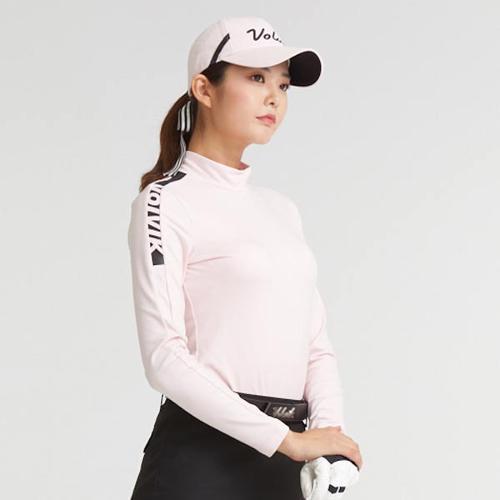 [볼빅골프웨어] 여성 골프 라인 반폴라 베이스레이어 VLBSK994_LP