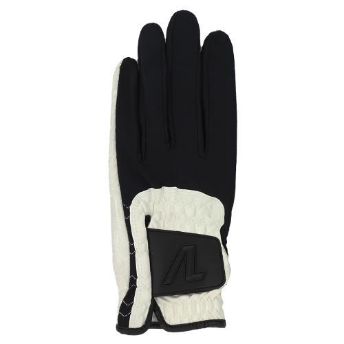 [볼빅골프웨어] 남성 골프 남녀 공용 퍼펙트그립 한 손 장갑 VMAVL801_WH