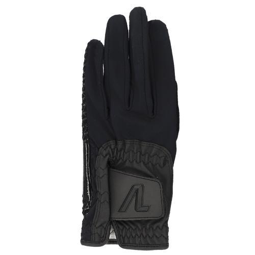 [볼빅골프웨어] 남성 골프 남녀 공용 퍼펙트그립 한 손 장갑 VMAVL801_BK